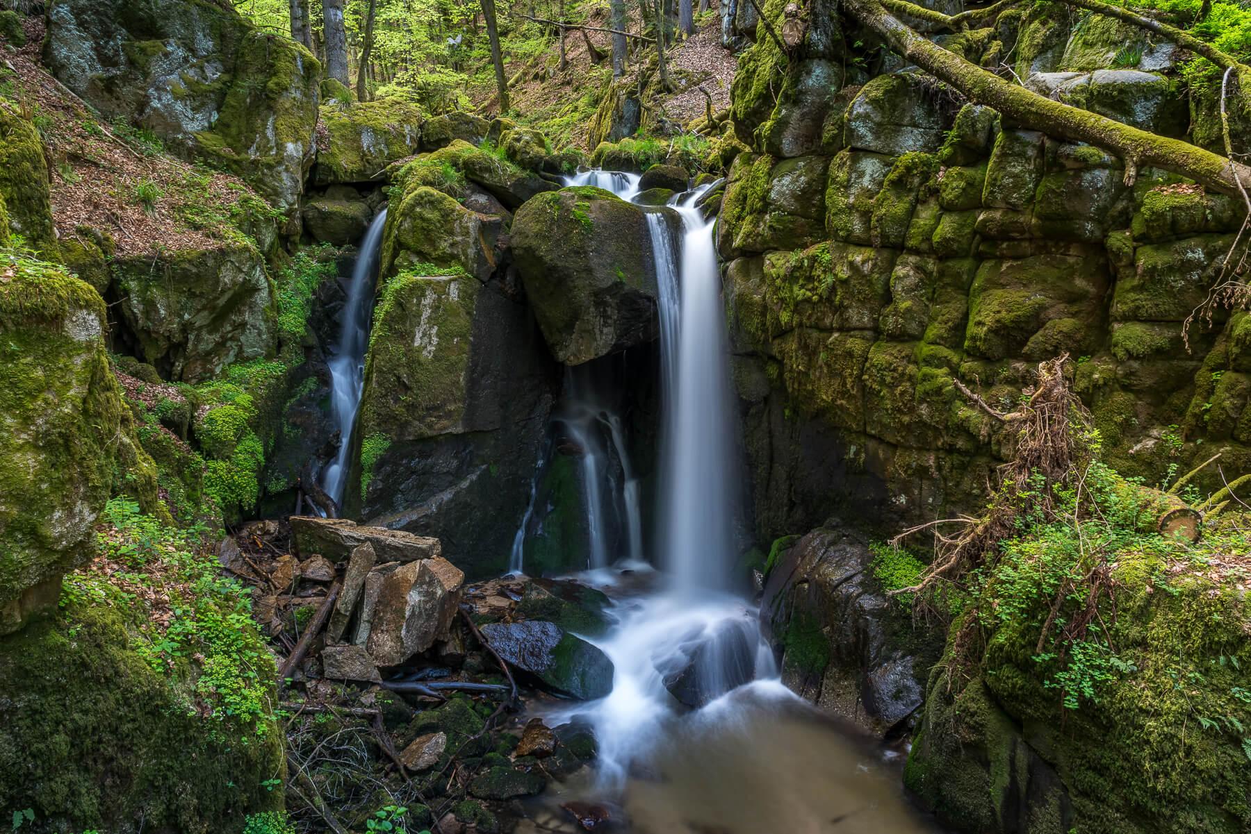 Höllbachwasserfall – © Klaus Hansen