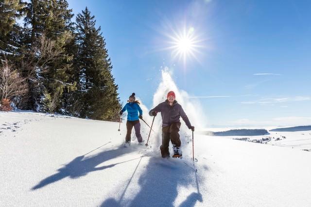 Schneeschuhwandern Herrischried