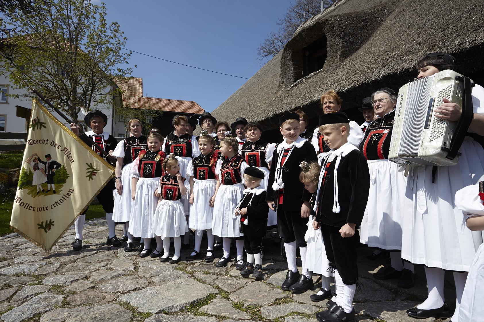 Trachtenvereinigung Alt Hotzenwald Klausenhof